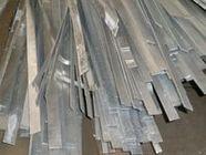 Оцинкованная металлическая полоса